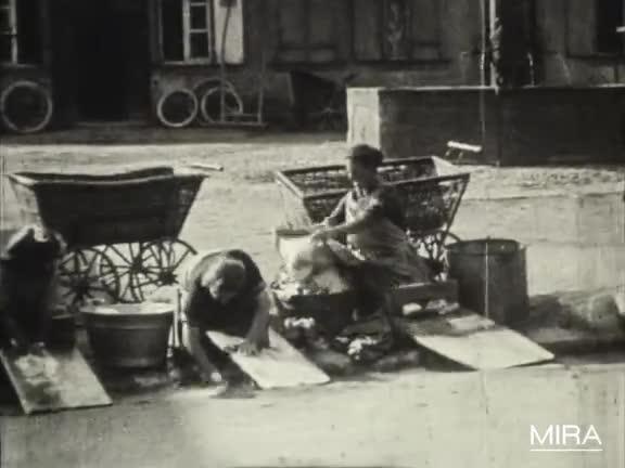 Une séquence de 1928